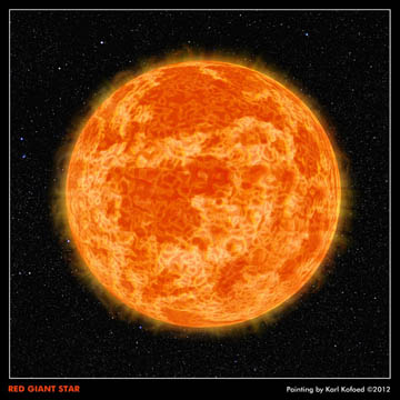 NASA Betelgeuse - Pics about space